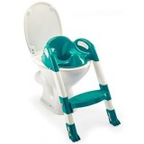 Reductor WC cu scarita Thermobaby Kiddyloo emeraude