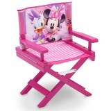 Scaun Delta Children Minnie Mouse Director's Chair