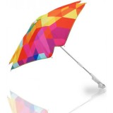 Umbreluta parasolara pentru carucioare Bexa white