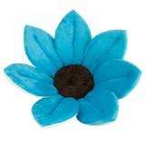 Cadita de plus Blooming Bath albastru