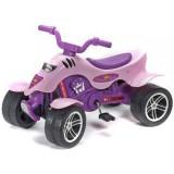 ATV cu pedale Falk Quad Princess