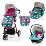 Carucior Cosatto Giggle 3 in 1 happy campers