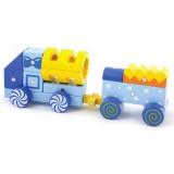 Joc creativ Genii Creation Vehicule terestre