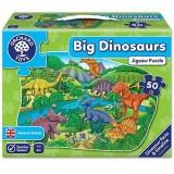 Puzzle de podea Orchard Toys Dinozauri 50 piese