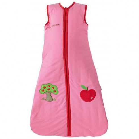 Sac de dormit Slumbersac Apple of my eye 6-18 luni 1.0 Tog