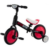 Bicicleta Eurobaby Plus Jl 101 2 in 1 roz