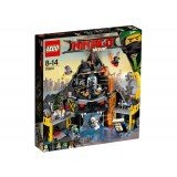 LEGO Vizuina din vulcan a lui Garmadon (70631) {WWWWWproduct_manufacturerWWWWW}ZZZZZ]