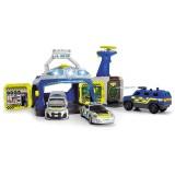 Pista de masini Dickie Toys SWAT Station cu 3 masini de politie si drona {WWWWWproduct_manufacturerWWWWW}ZZZZZ]