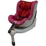 Scaun auto Coto Baby Solario cu Isofix rosu