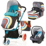 Carucior Cosatto Giggle 3 in 1 new wave