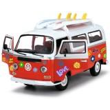 Masina Dickie Toys Volkswagen Surfer Van cu accesorii {WWWWWproduct_manufacturerWWWWW}ZZZZZ]