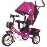 Tricicleta cu copertina Skutt Agilis purple