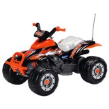 ATV Peg Perego Corral T-Rex orange