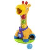 Jucarie interactiva Bright Starts Girafa Spin & Giggle