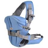 Marsupiu Cangaroo Carry-Go albastru deschis