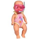 Papusa Simba New Born Baby Bathdoll 30 cm {WWWWWproduct_manufacturerWWWWW}ZZZZZ]