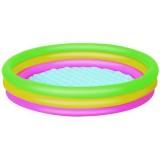 Piscina Bestway cu 3 inele colorate