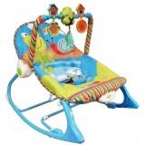 Scaunel balansoar Arti Edu-play 532 albastru