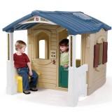 Casuta Step2 Naturally Playful Front Porch Playhouse