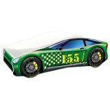 Patut MyKids Race Car 04 Green 160x80