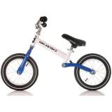 Bicicleta fara pedale Kidz Motion Cody Pro 12 albastru