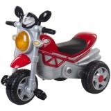 Motocicleta Sun Baby Chopper rosu