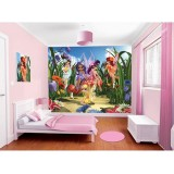 Tapet Walltastic Magical Fairies