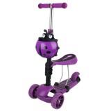 Trotineta Chipolino Kiddy Evo purple {WWWWWproduct_manufacturerWWWWW}ZZZZZ]