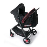 Carucior Ferrari Metro Travel system 2 in 1