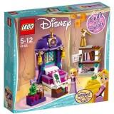 LEGO Disney Dormitorul din Castel al lui Rapunzel 41156