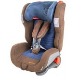 Scaun auto Berber Avionaut Evolvair Softy maro navy F02