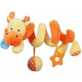 Spirala cu jucarii Baby Mix Giraffe