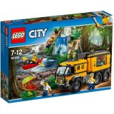 LEGO City Laboratorul Mobil din Jungla 60160