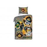 Lenjerie de pat cavalerii LEGO NEXO KNIGHTS (398989) {WWWWWproduct_manufacturerWWWWW}ZZZZZ]