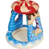 Loc de joaca gonflabil Bestway cu parasolar Candyland