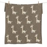 Patura crosetata Quax 80 x 65 cm giraf
