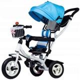 Tricicleta Ecotoys JM-066-9L albastru