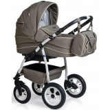 Carucior MyKids Germany 3 in 1 gri