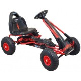 Go Kart Baby Mix Speed Fever red