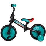 Bicicleta Sun Baby 016 Molto Leggero 3 in 1 turquoise