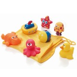 Set jucarii pentru baie Jane