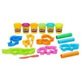 Set plastilina Hasbro Play Doh Gradina Zoologica