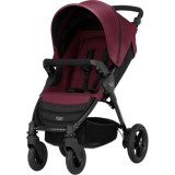 Carucior Britax - Romer B-motion 4 wine red