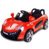 Masinuta electrica Toyz Aero 2x6V cu telecomanda Red