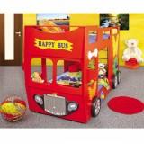 Patut Plastiko Happy Bus Tip 2 rosu