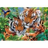 Puzzle Educa Tigrii 1000 piese