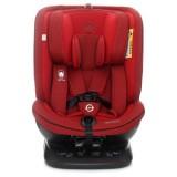 Scaun auto Coto Baby Hevelius cu Isofix Melange Red