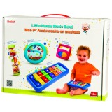 Set jucarii muzicale Halilit Little Hands