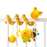 Spirala cu jucarii Sensillo Giraffe