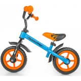 Bicicleta fara pedale Milly Mally Dragon Z orange blue